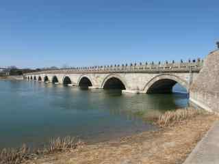 卢沟桥高清风景壁纸