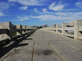 洛阳桥风景图片桌面壁纸