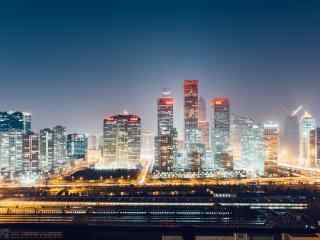 城市夜景-北京风景图片