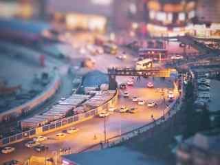 城市夜景-武汉城市风景