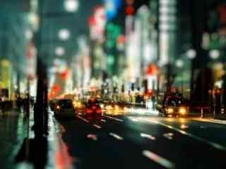 城市夜景-唯美城市风景