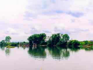 小清新漓江风景壁纸