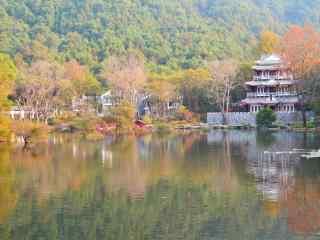 漓江逍遥湖风景壁纸
