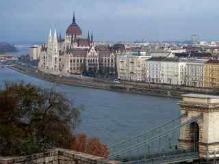 小清新多瑙河河流