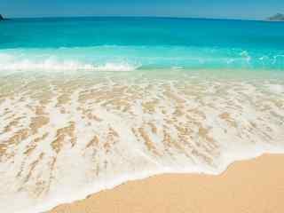 文艺唯美海浪风景壁纸
