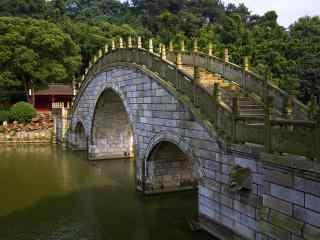 岳阳楼洞庭湖风景图片壁纸