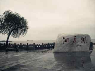 洞庭湖风景区桌面壁纸