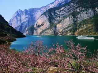 美丽的长江流域风景图片