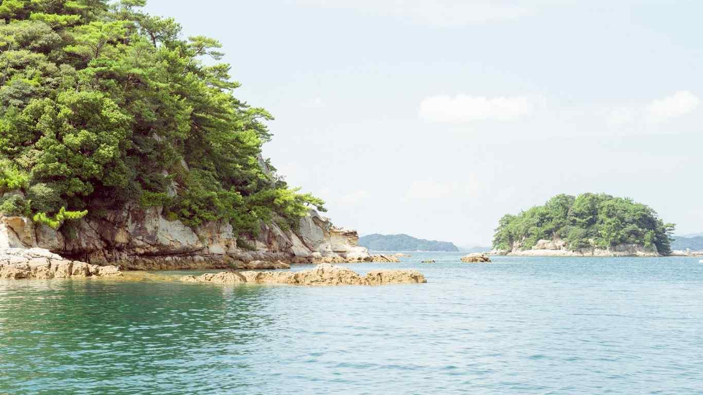 夏日大海风景选图之三