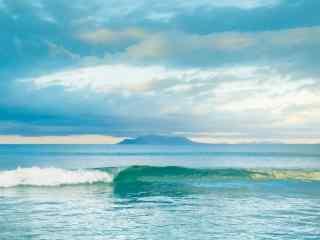 夏日大海风景选图