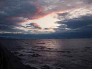 唯美好看的北戴河