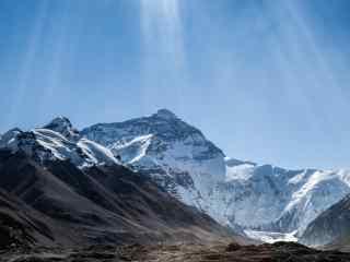 小清新珠穆朗玛峰