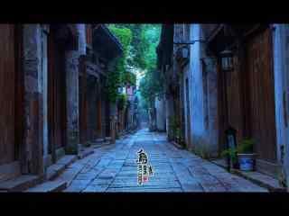 乌镇古镇风景之摄影壁纸