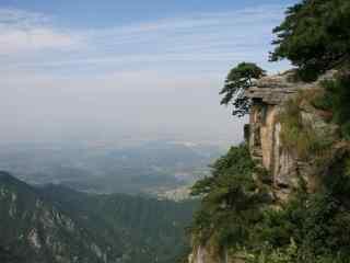 中国最美山峰之唯美庐山风景壁纸