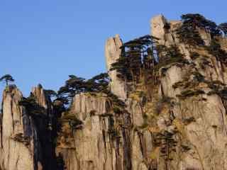 中国最美山峰之黄山桌面壁纸