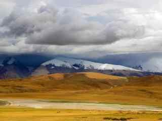 中国最美山峰之冈仁波齐峰壁纸