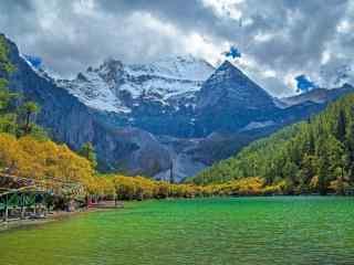 中国最美山峰之小清新三神山壁纸
