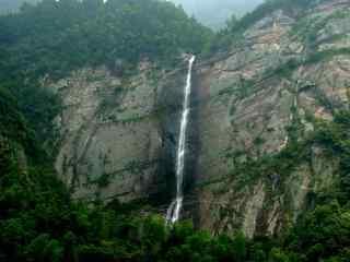 中国最美山峰之庐山清新风景壁纸