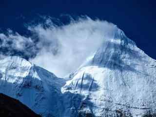 中国最美山峰之唯美的三神山