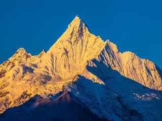 中国最美山峰之梅里雪山风景