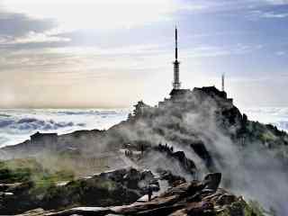 中国最美山峰之泰山风景壁纸