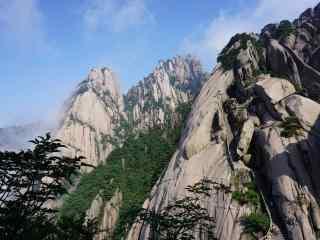 中国最美山峰之黄山风景壁纸