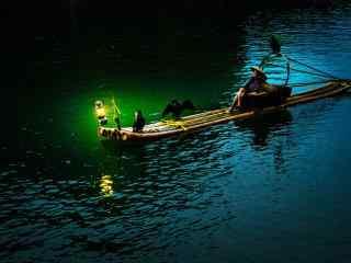 毕业旅行地之唯美桂林夜景