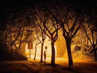 毕业旅行地桂林唯美夜景壁纸