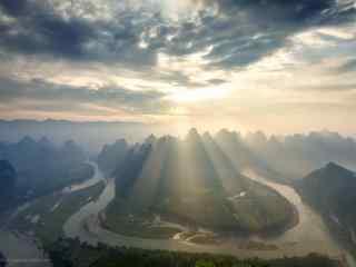 毕业旅行地之小清新桂林风景