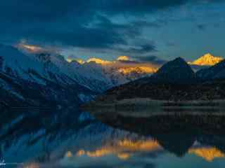毕业旅行地之西藏美景图片
