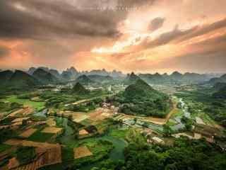 毕业旅行地之美丽桂林