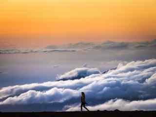壮丽的夏威夷风景桌面壁纸