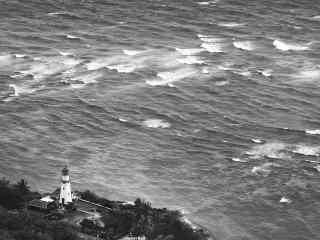 夏威夷创意大海摄影风景壁纸