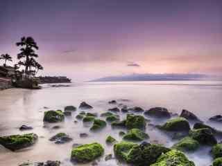 唯美动人的夏威夷自然风景图片