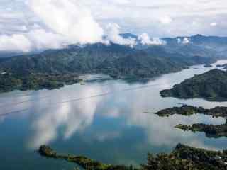 干净透彻的太湖风景壁纸