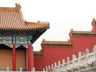 北京故宫红墙图片壁纸