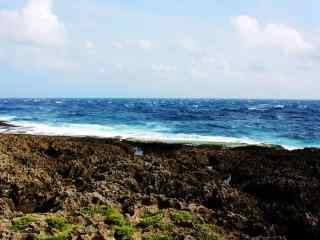 垦丁海边风景桌面壁纸