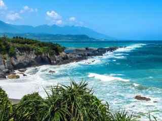 清新台湾垦丁风景图片壁纸