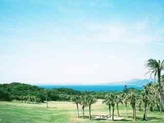 清新好看的台湾垦丁风景壁纸