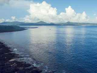 台湾垦丁海边好看的风景壁纸