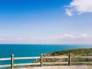 好看的青海湖蓝天图片壁纸