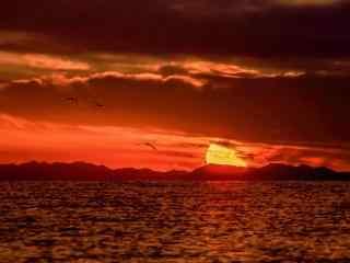 青海湖风景图片高清壁纸