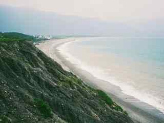 台湾垦丁海边美丽风景桌面壁纸