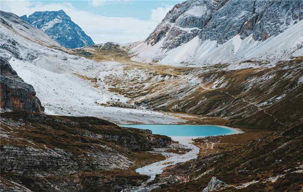 稻城亚丁风景图片壁纸