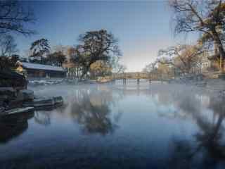 承德避暑山莊中(zhong)的熱河
