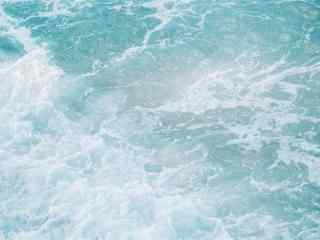 夏日清凉大海小清新壁纸