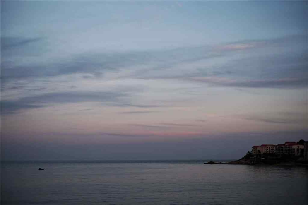 北戴河唯美的海洋风景图片