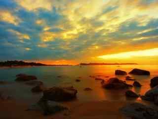 优美风景图片海岸风光美景高清电脑桌面