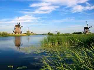 优美风景图片唯美绿色自然风光高清电脑壁纸