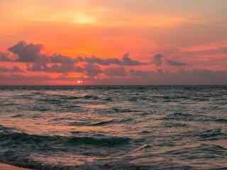 海边风景图片护眼